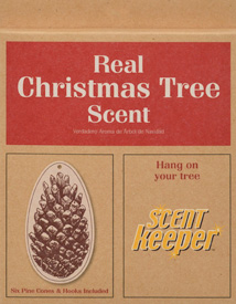 Real Christmas Tree Scent